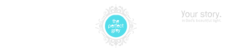 The Perfect Grey Photography | Wedding Photographer Philippines logo